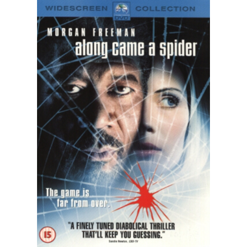 Along Came A Spider (UK-import) (DVD)