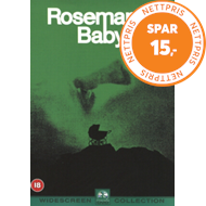 Produktbilde for Rosemary's Baby (UK-import) (DVD)