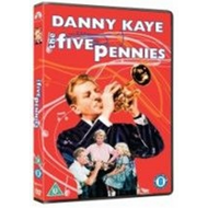 Produktbilde for The Five Pennies (UK-import) (DVD)