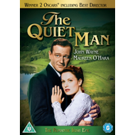 Quiet Man (UK-import) (DVD)