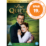 Produktbilde for The Quiet Man (UK-import) (DVD)