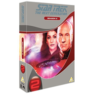 Star Trek The Next Generation: The Complete Season 2 (UK-import) (DVD)