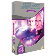 Star Trek The Next Generation: The Complete Season 4 (UK-import) (DVD)