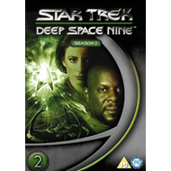 Produktbilde for Star Trek Deep Space Nine: Series 2 (UK-import) (DVD)