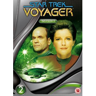 Star Trek Voyager: Season 2 (UK-import) (DVD)