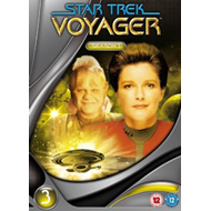 Produktbilde for Star Trek Voyager: Season 3 (UK-import) (DVD)