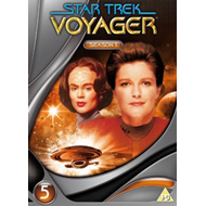 Produktbilde for Star Trek Voyager: Season 5 (UK-import) (DVD)