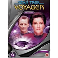Produktbilde for Star Trek Voyager: Season 6 (UK-import) (DVD)