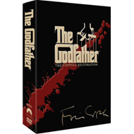Produktbilde for The Godfather Trilogy (UK-import) (DVD)