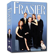 Frasier: The Complete Season 4 (UK-import) (DVD)