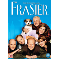 Produktbilde for Frasier: The Complete Season 6 (UK-import) (DVD)
