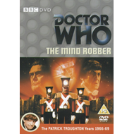 Doctor Who: The Mind Robber (UK-import) (DVD)