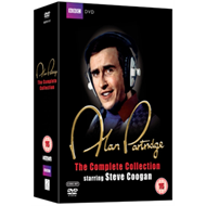 Produktbilde for Alan Partridge - Sesong 1-3 (UK-import) (DVD)