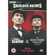 Sherlock Holmes: A Study In Scarlet/The Boscombe Valley Mystery (UK-import) (DVD)
