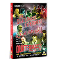 Quatermass: The Collection (UK-import) (DVD)