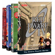 Red Dwarf: Just The Shows - Volume 1 (UK-import) (DVD)