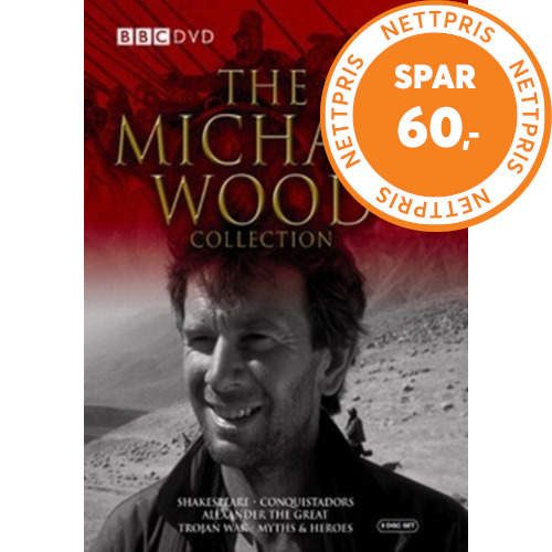 The Michael Wood Collection Uk Import Dvd