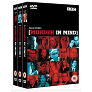 Murder In Mind: The Complete Collection (UK-import) (DVD)