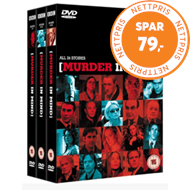 Produktbilde for Murder In Mind: The Complete Collection (UK-import) (DVD)