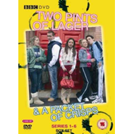 Produktbilde for Two Pints Of Lager And A Packet Of Crisps: Series 1-6 (UK-import) (DVD)