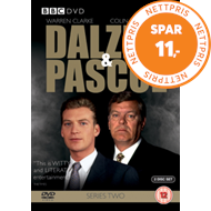 Produktbilde for Dalziel And Pascoe: Series 2 (UK-import) (DVD)