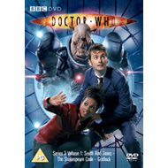 Doctor Who - The New Series: 3 - Volume 1 (UK-import) (DVD)