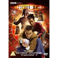 Doctor Who - The New Series: 3 - Volume 2 (UK-import) (DVD)