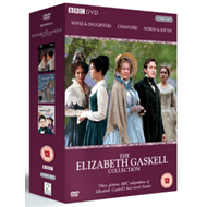 Produktbilde for The Elizabeth Gaskell Collection (UK-import) (DVD)