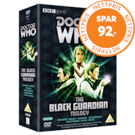 Produktbilde for Doctor Who: The Black Guardian Trilogy (UK-import) (DVD)