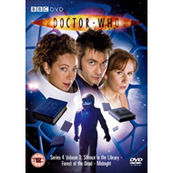 Doctor Who - The New Series: 4 - Volume 3 (UK-import) (DVD)