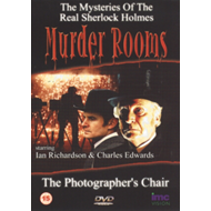Produktbilde for Murder Rooms: The Photographer's Chair (UK-import) (DVD)