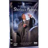 Produktbilde for In The Footsteps Of Sherlock Holmes (UK-import) (DVD)