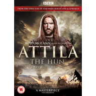 Attila The Hun - Heroes And Villains (UK-import) (DVD)