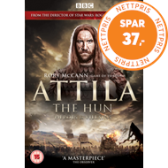 Produktbilde for Attila The Hun - Heroes And Villains (UK-import) (DVD)