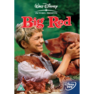 Big Red (UK-import) (DVD)