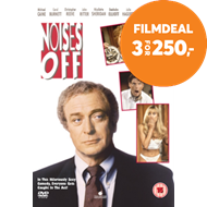 Produktbilde for Noises Off (1992) / Kaos I Kulissene (UK-import) (DVD)