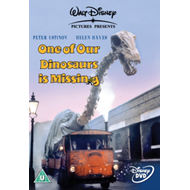 Produktbilde for One Of Our Dinosaurs Is Missing (UK-import) (DVD)