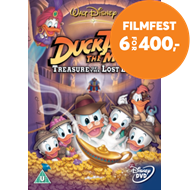 Produktbilde for Ducktales: The Movie - Treasure Of The Lost Lamp (UK-import) (DVD)