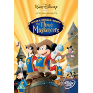 Mickey, Donald, Goofy: The Three Musketeers (UK-import) (DVD)