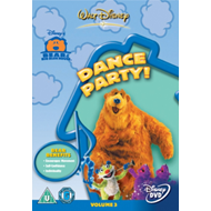 Bear In The Big Blue House: Dance Party (UK-import) (DVD)