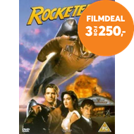 Produktbilde for The Rocketeer (1991) (UK-import) (DVD)