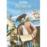 Produktbilde for Treasure Island (UK-import) (DVD)
