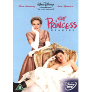 Princess Diaries (UK-import) (DVD)