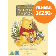 Produktbilde for Winnie The Pooh: The Many Adventures Of Winnie The Pooh (UK-import) (DVD)