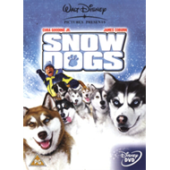 Produktbilde for Snow Dogs (UK-import) (DVD)