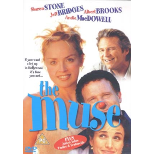 The Muse (UK-import) (DVD)