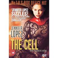 Produktbilde for The Cell (UK-import) (DVD)