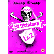 Produktbilde for St Trinian's/St Trinian's 2 - The Legend Of Fritton's Gold (UK-import) (DVD)
