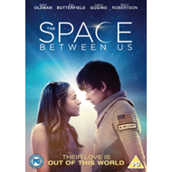 Produktbilde for The Space Between Us (UK-import) (DVD)