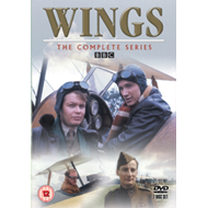 Wings: The Complete Series 1 And 2 (UK-import) (DVD)
